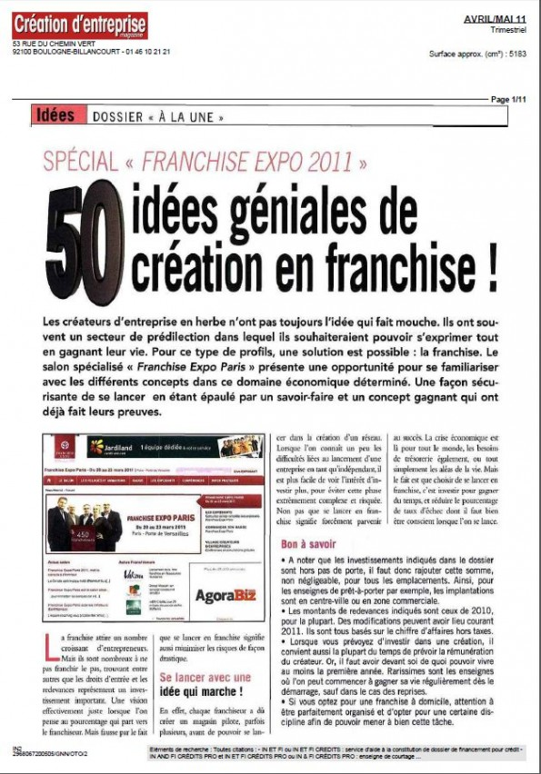 Creation D Entreprisesite National In Fi Credits In Fi Credits